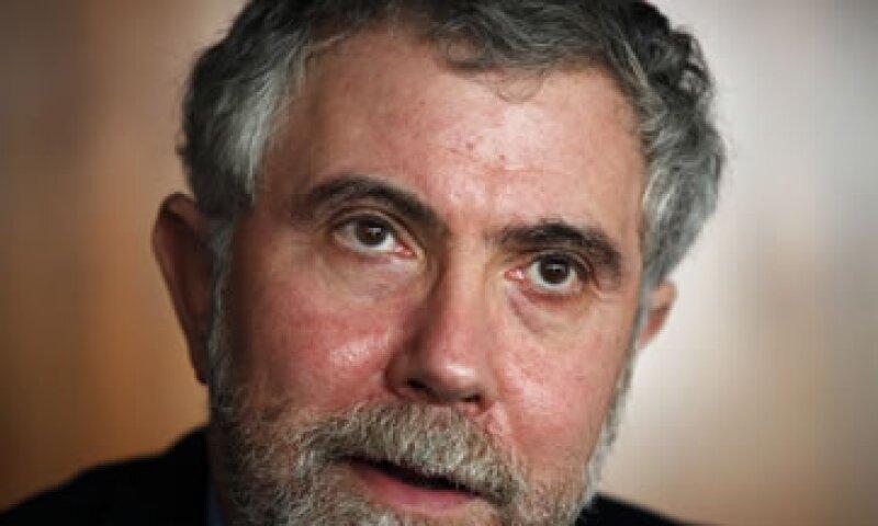 Paul Krugman reprueba a las autoridades por tratar de reactivar a las economías mediante la austeridad. (Foto: AP)