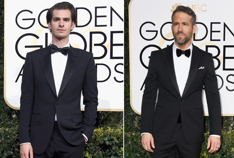 Ryan Reynolds y Andrew Garfield