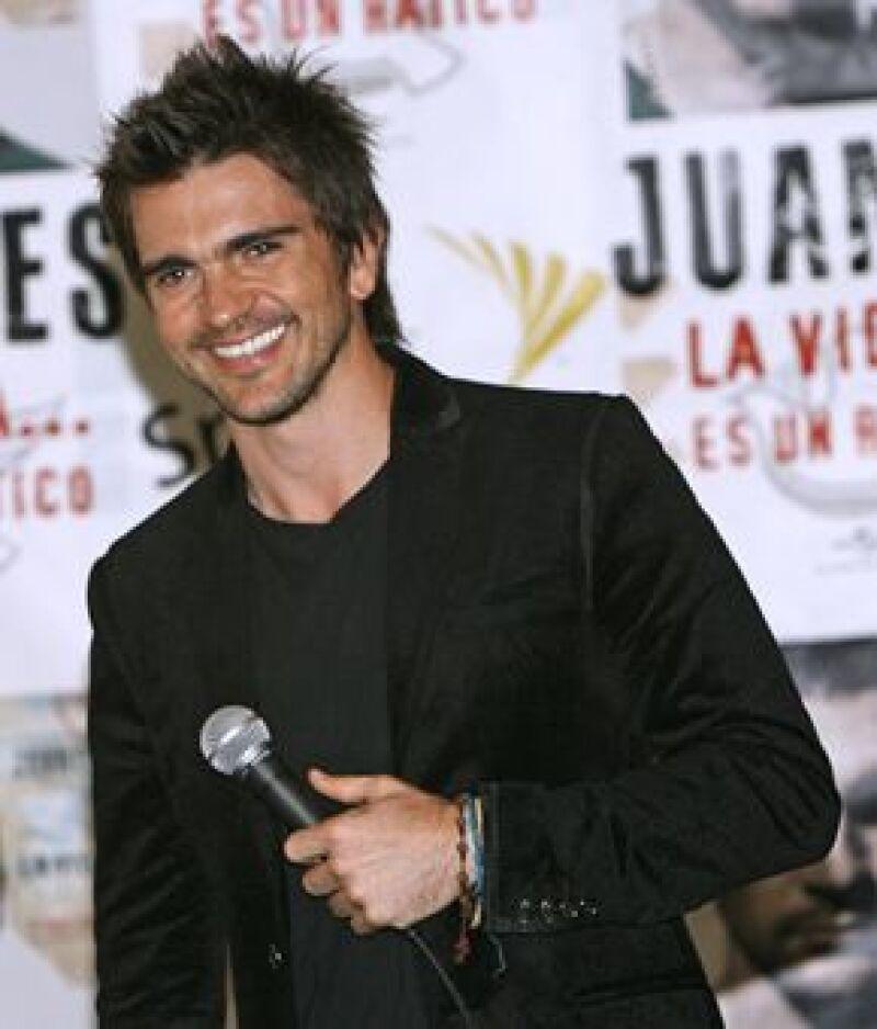 El cantante colombiano aseguró estar viviendo el momento más feliz de su vida.