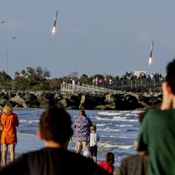 Lanzamientos SpaceX