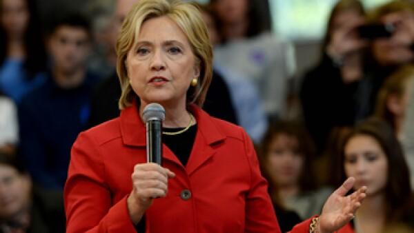 La precandidata aseguró que el acuerdo no llena sus expectativas (Foto: Getty Images/Archivo )