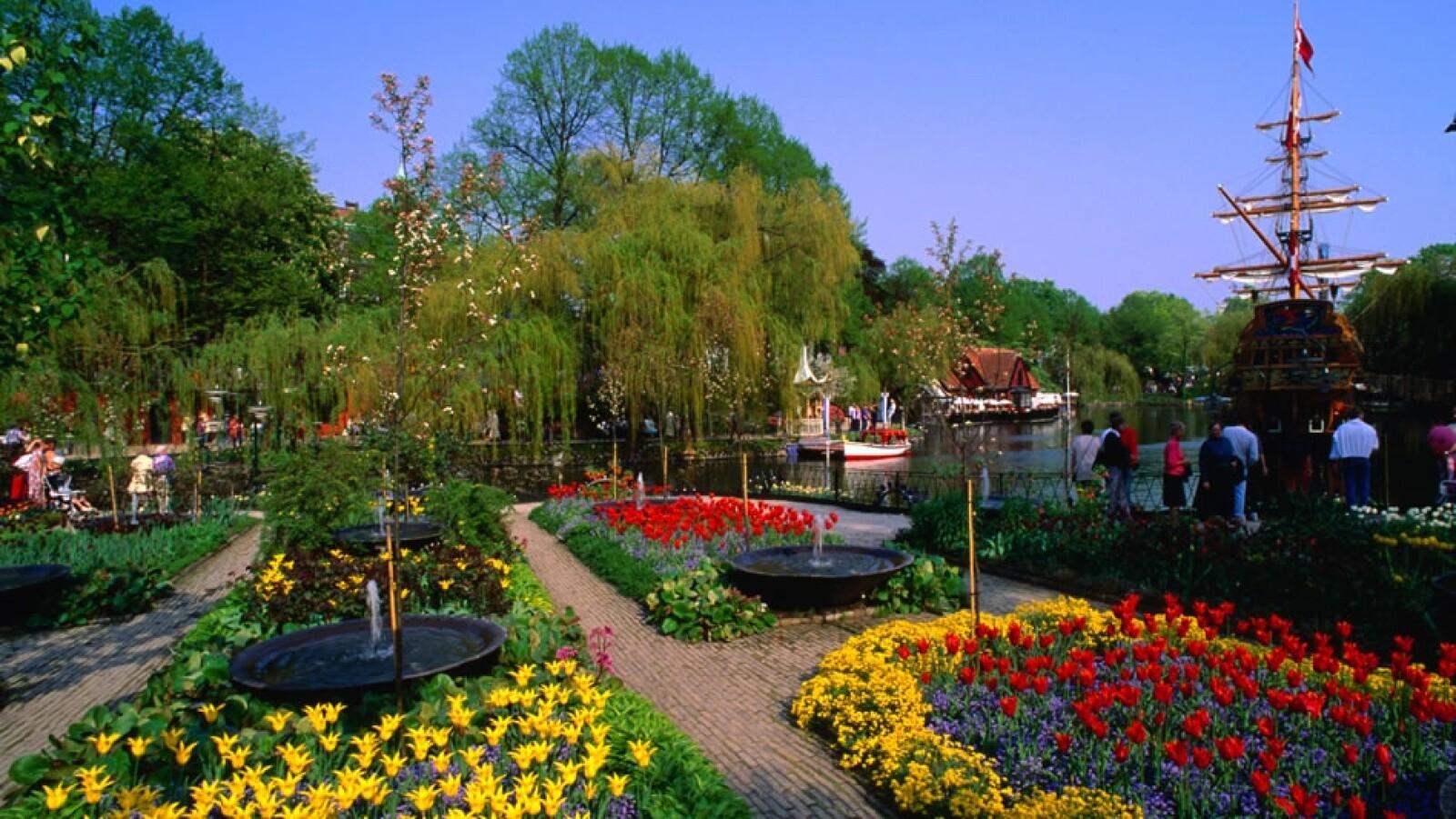 Dinamarca es el país más feliz en el mundo, de acuerdo al Reporte de Felicidad Mundial de 2013