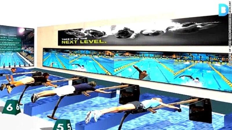 parque tematico juegos olimpicos barcelona