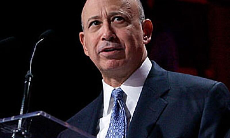 El acuerdo deja a los débiles consejeros independientes bajo un mayor control del CEO, Lloyd Blankfein. (Foto: Cortesía Fortune)