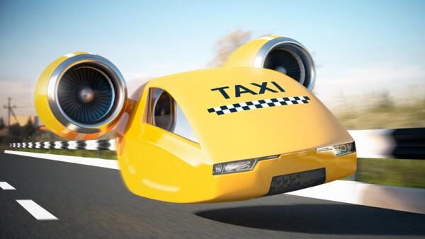 Uber volador.
