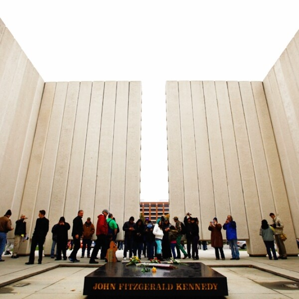 memorial plaza kennedy en dallas, texas