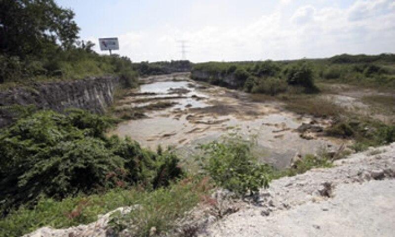 La obra cuenta con una inversión inicial de construcción de hasta 200 mdd. (Foto: Cuartoscuro)