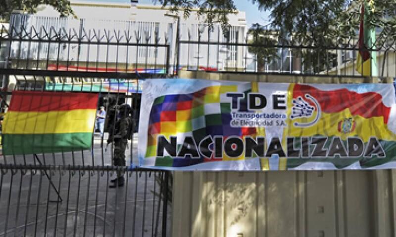 El presidente Evo Morales anunció la nacionalización de Transportadora de Electricidad, controlada en su mayoría por REE. (Foto: Reuters)