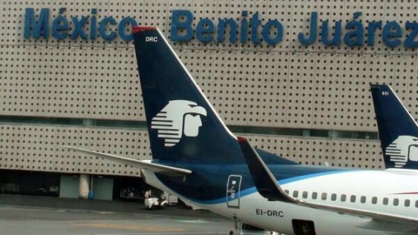 Aeroméxico suspende rutas para 2019 y retira cinco aviones