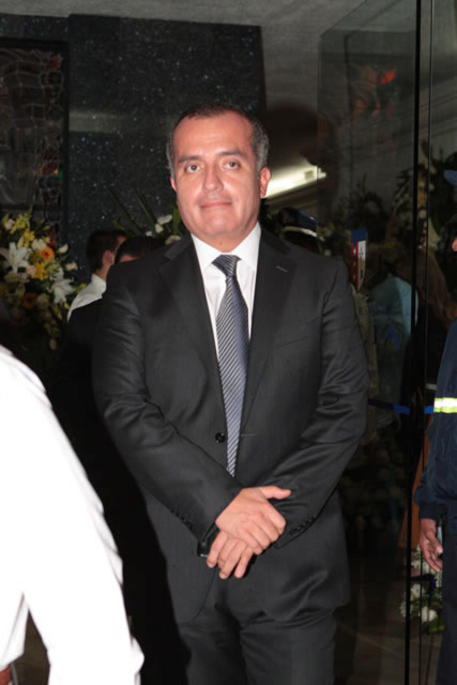 Luis Carlos Ugalde.