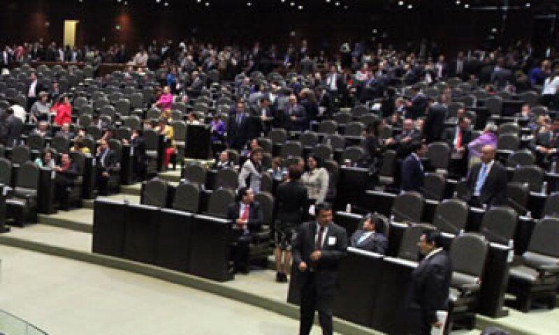 Para agilizar el debate las reservas serán agrupadas por temas. (Foto: Notimex)