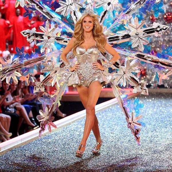12th Annual Victoria's Secret Fashion Show, Kodak Theatre, Los Angeles, America - 15 Nov 2007