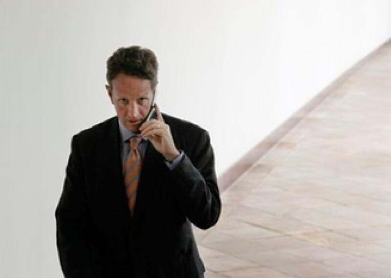 Geithner llamó a buscar un equilibrio entre libertad financiera y regulación. (Foto: AP)
