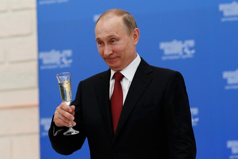 Durante años, los críticos de Putin han jugado a adivinar el tamaño de la fortuna privada del líder de Rusia.