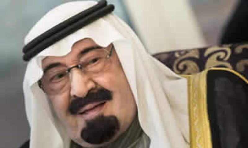 El rey Abdullah tenía 90 años, aunque el dato oficial no está claro. (Foto: Reuters )