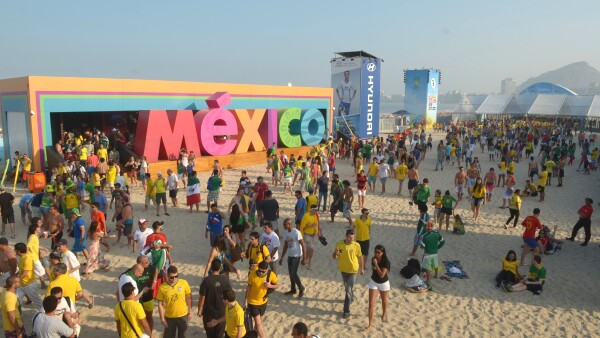 Marca México.