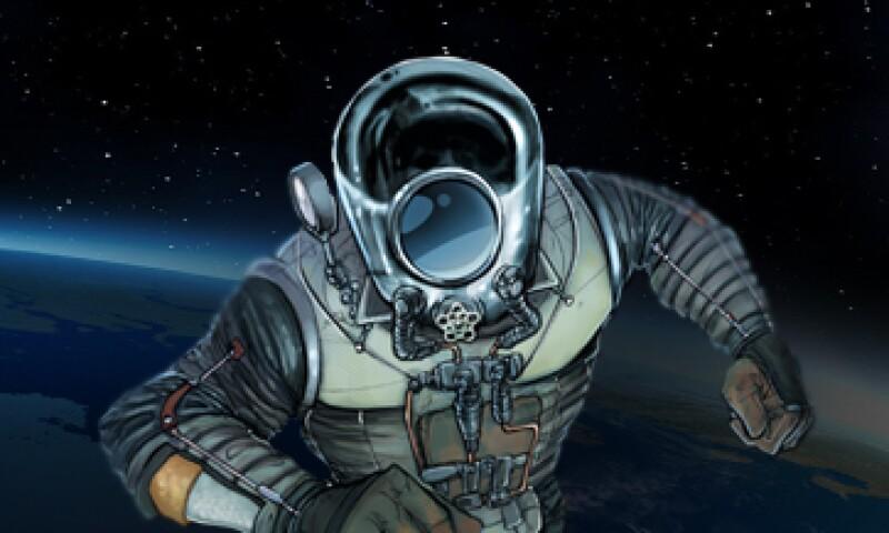 Emilio Herrera quería estudiar la radiación cósmica.(Foto: Magolobo)