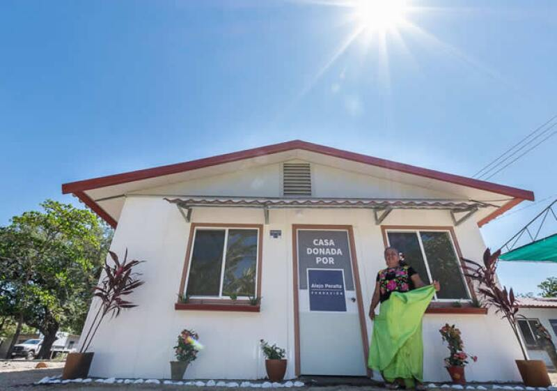 oaxaca casa donada