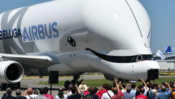 Beluga XL de Airbus 4