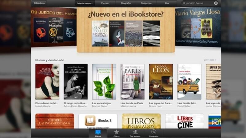 iBook autores latinoamericanos obras espanol Apple
