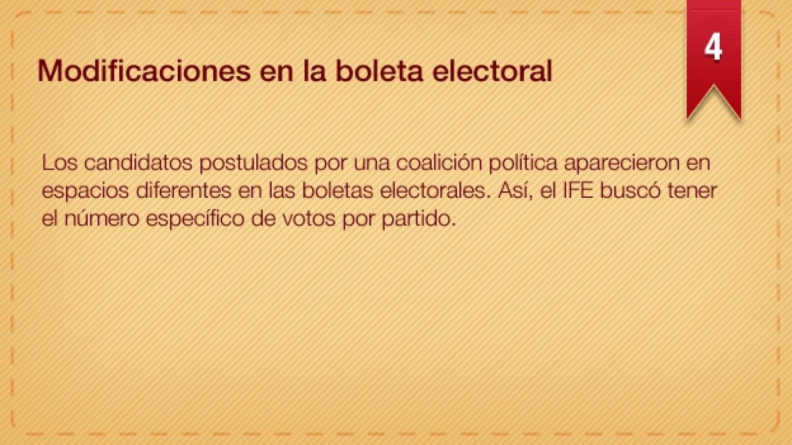 Elección diferente 4