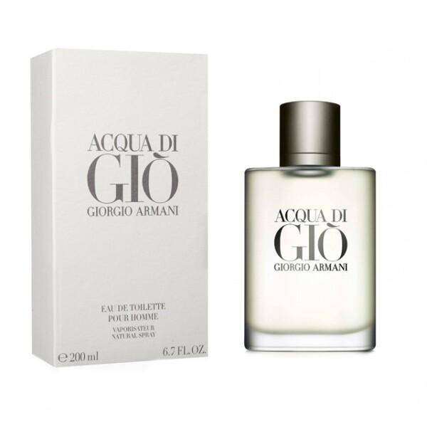 Aqua Di Gio, Giorgio Armani, Liverpool.