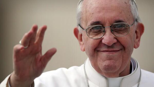 """Papa Francisco: """"Voy a México y lo primero que haré será visitar a la Señora, la Madre de América (la Virgen de Guadalupe)"""""""