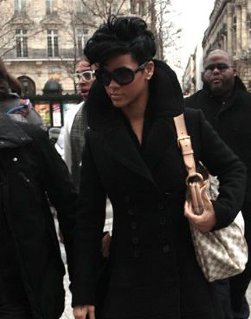 Es la primera vez que se revela información pública desde el incidente con Chris Brown.