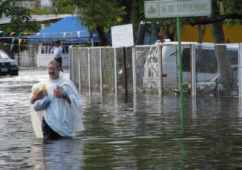 Inundaci�n df