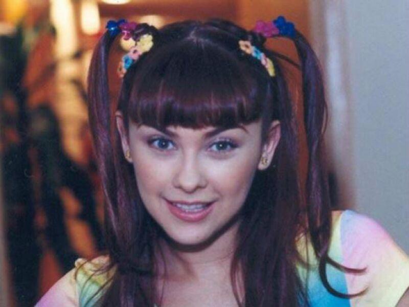 Aracely fue parte del exitoso elenco de las Soñadoras.