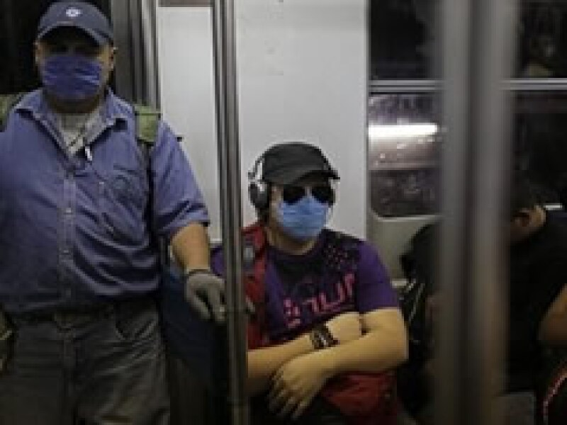 La influenza se propaga por el mundo. (Foto: AP)