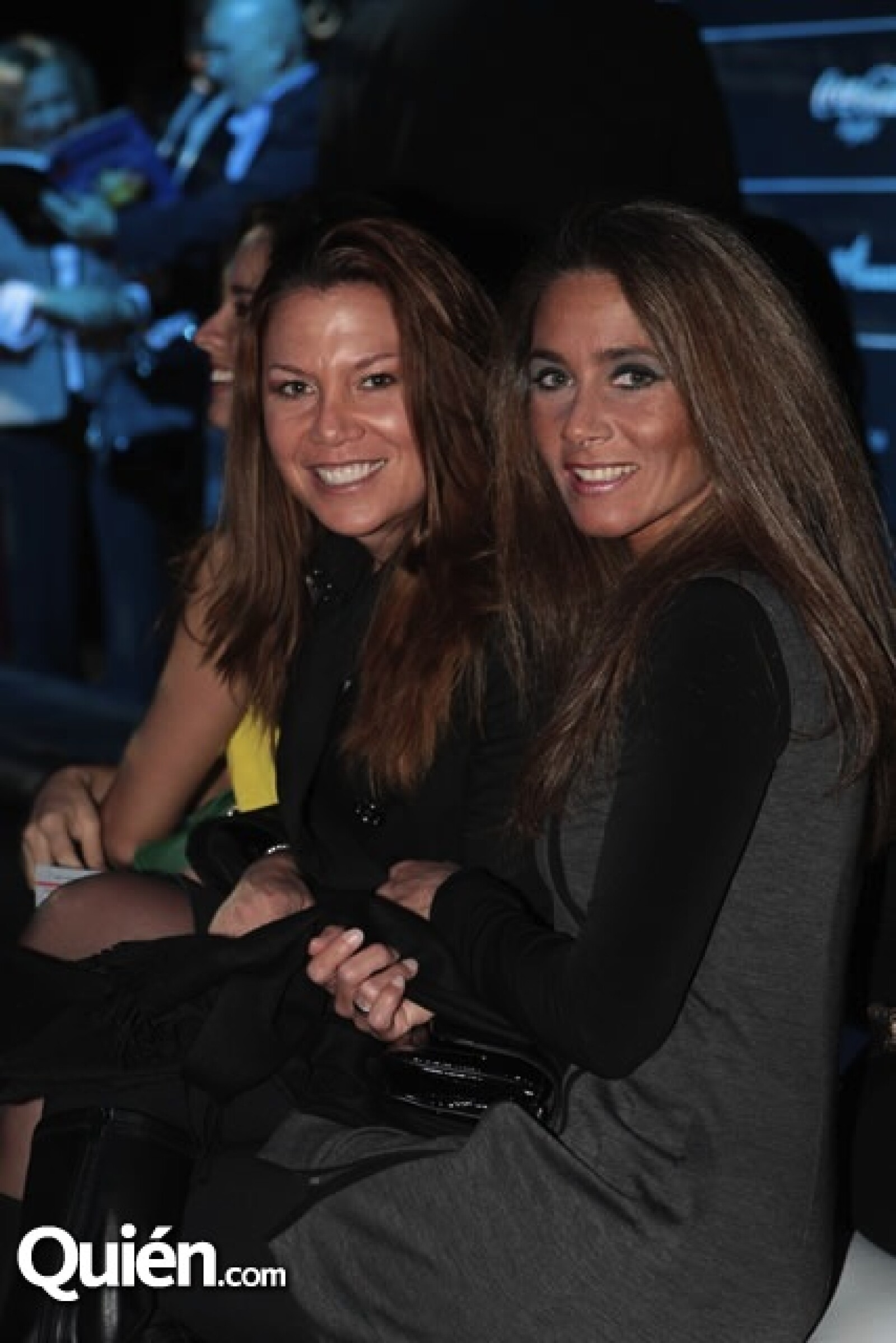 Leila Canavati y Sissi Harp