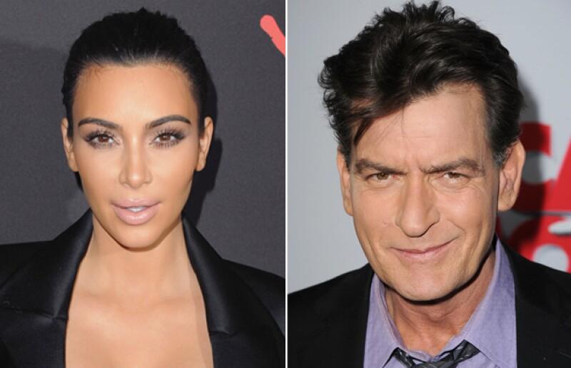 En su cuenta de Twitter, Charlie Sheen compartió lo que piensa sobre la reality star, y aunque declaró que aún sostiene su opinion, hoy se disculpó con ella.