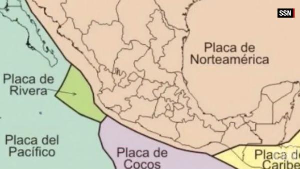 Seis datos para entender los sismos en México
