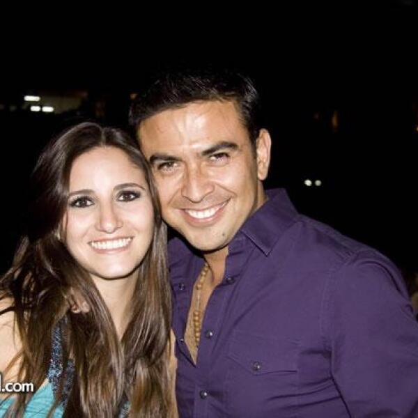 Laura Cazarez,Samuel Sandoval