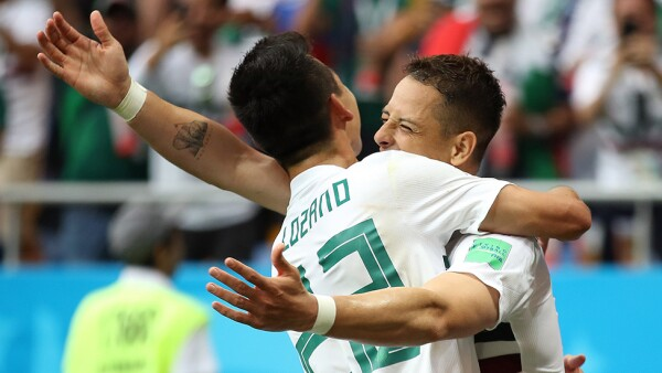 México vs Corea
