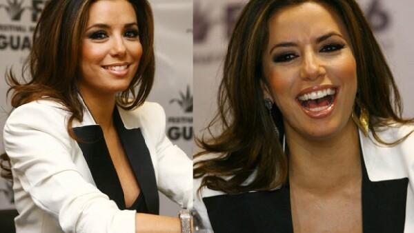 La actriz aseguró durante su asistencia al Festival Internacional de Cine en Guadalajara que no desea ser vista como algunas otras famosas que ayudan a diversas causas sociales.