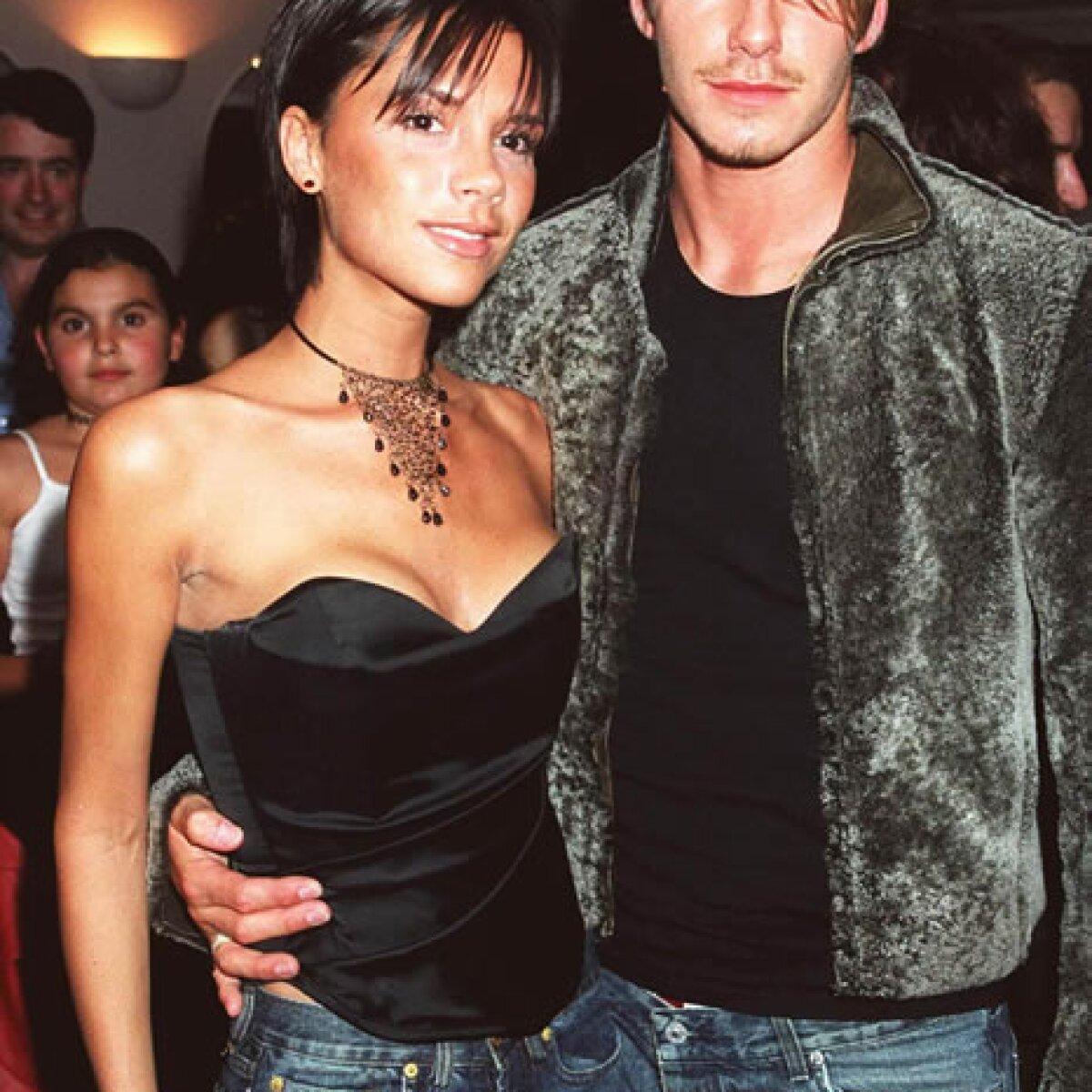 Así ha cambiado y crecido la familia Beckham a través de ...
