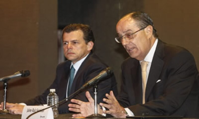 José-Oriol Bosch Par ha dicho que habrá una reestructura en el área de Mercados. (Foto: Cuartoscuro)