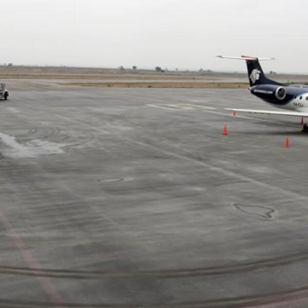 Puebla aeropuerto ceniza