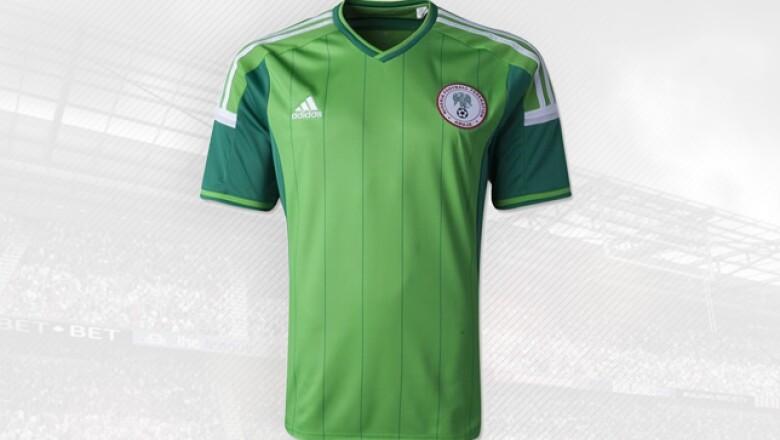 Las Águilas africanas usarán esta playera diseñada por Adidas 5f8367b9daf40