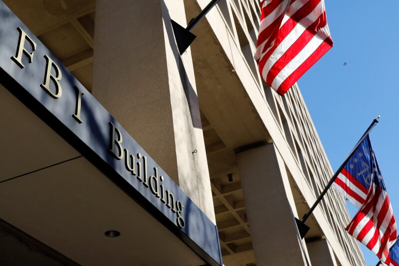 Amenazas de bomba FBI Estados Unidos