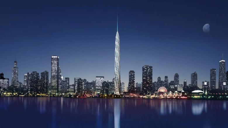 Analemma Tower, Ciudad de Nueva York