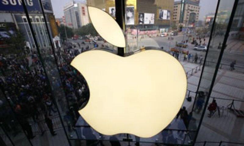 Apple espera márgenes de 36% menores a las expectativas de analistas 43%. (Foto: Reuters)