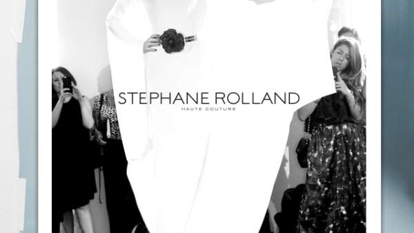 Stephane Rolland  Alta Costura Otoño-Invierno 2015.