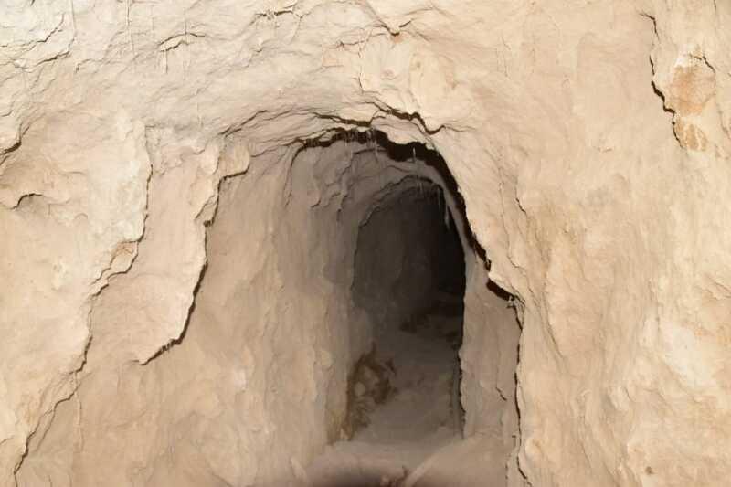 Túnel en Puebla, otra imagen