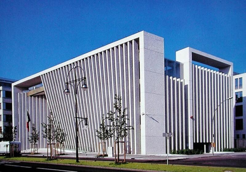 embajada méxico en alemania
