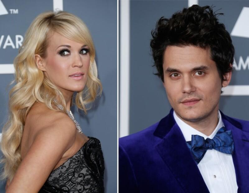 Al parecer Taylor no tiene una buena relación con Carrie Underwood, ni con John Mayer.