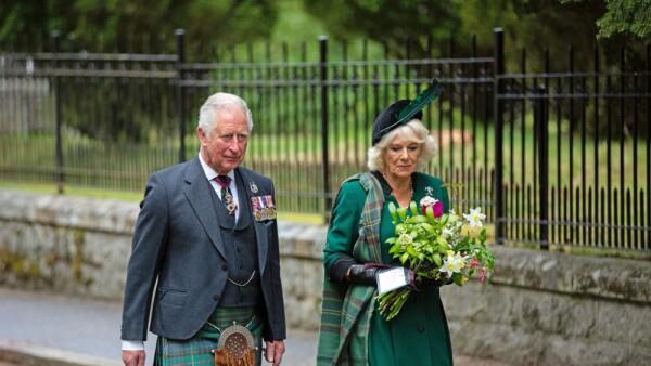 Príncipe Carlos y Camila Paker