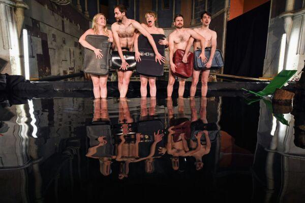 "Volcano Theatre Group Presents ""Seagulls"" at Edinburgh's Festival Fringe"
